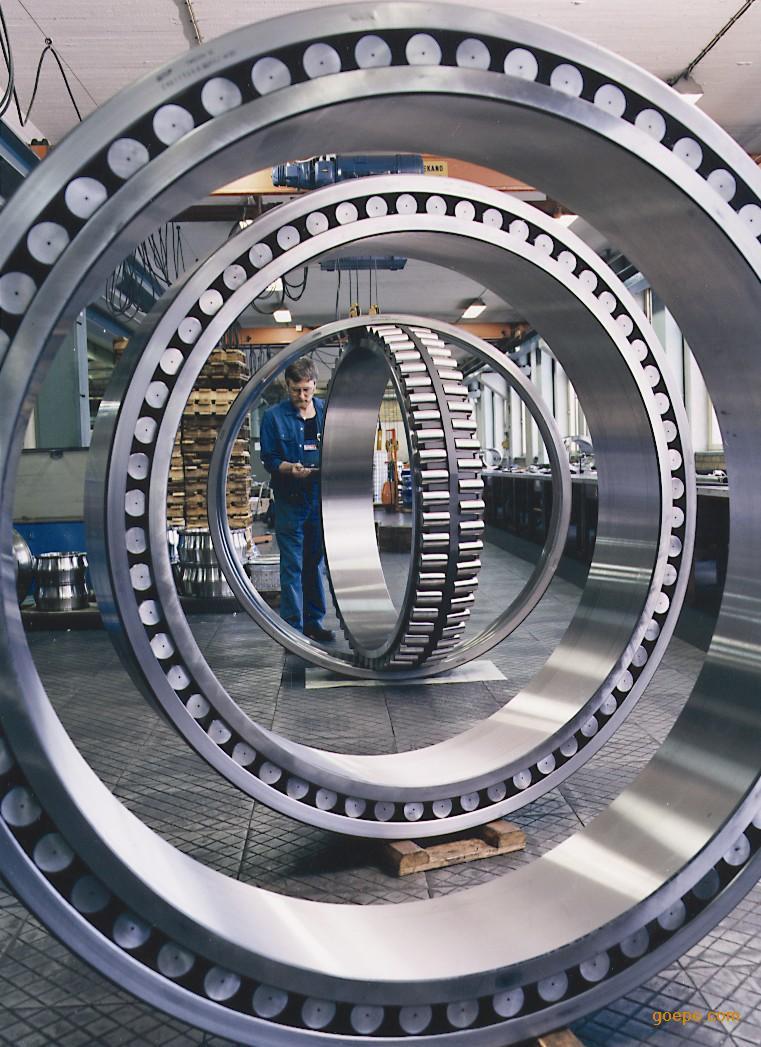 Essentials desain dan bahan umum bantalan stainless steel